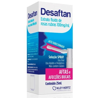 COMPRAR DESAFTAN SPRAY COM 25ML