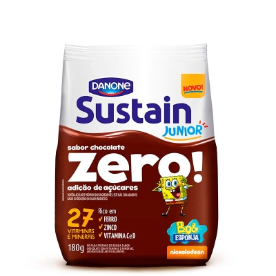 COMPRAR SUSTAIN JUNIOR POUCH CHOCOLATE COM 180G