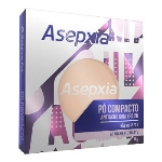 ASEPXIA PO COMPACTO BEGE ESCURO FPS20 COM 10G