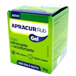 APRACUR RUB GEL COM 30G