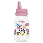 COPO EDUCATIVO COM 160ML ROSA