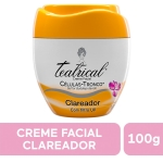 TEATRICAL CREME FACIAL CLAREADOR COM 100G